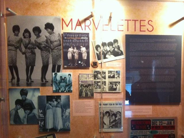 "The Marvelettes hit it big with ""Please Mr. Postman"""