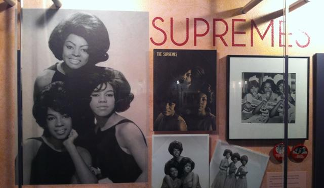 "The Supremes became Motown's most successful ""girl group"""