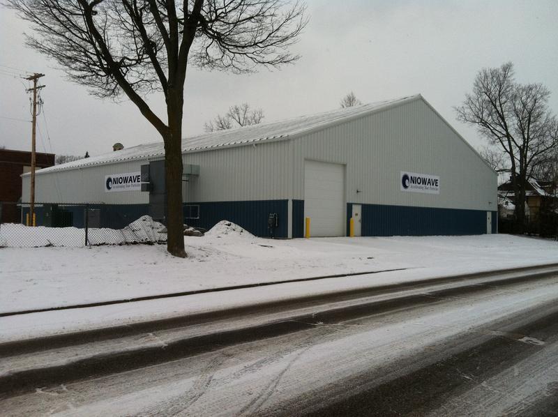Niowave building photo
