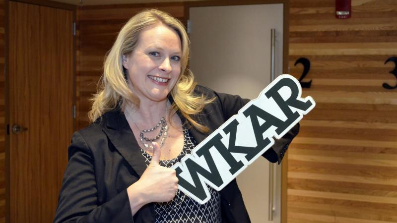 "WKAR's Melissa Nay says ""There's Lots to Like at WKAR!"""