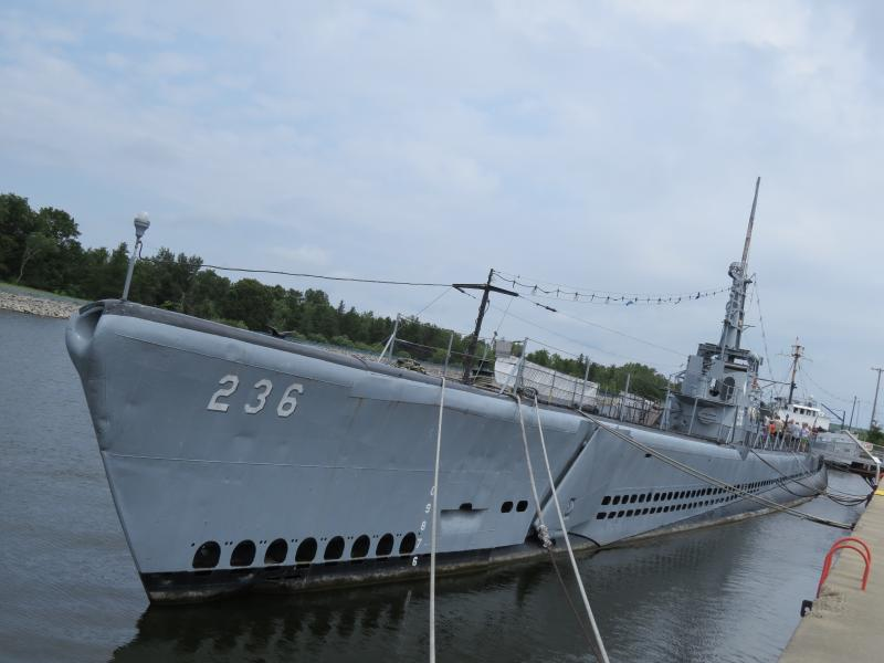 USS Silversides 236