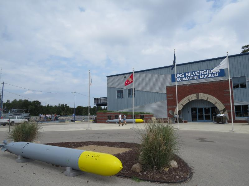 USS Silversides Submarine Museum, Musekegon, MI