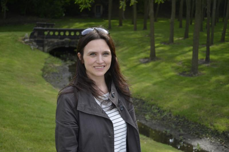 Virginia Stanard is the Director of Urban Design at the Detroit Collaborative Design Center (DCDC) at the University of Detroit Mercy School of Architecture. The DCDC is planning to daylight Bloody Run Creek on Detroit's east side.