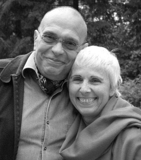 Gilles Perrin and Nicole Ewenczyk.