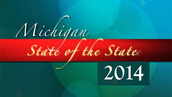 Michigan State of the State 2014