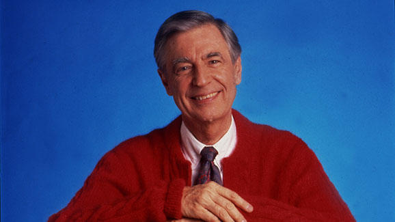 portrait: Fred Rogers