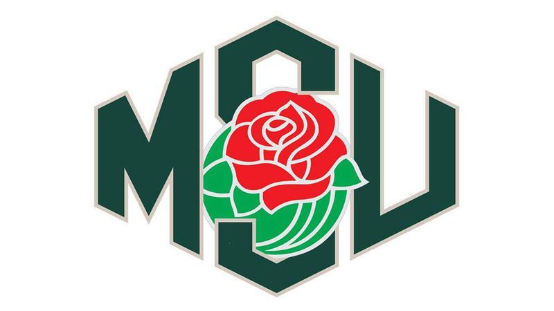 MSU Spartan Marching Band Rose Bowl logo