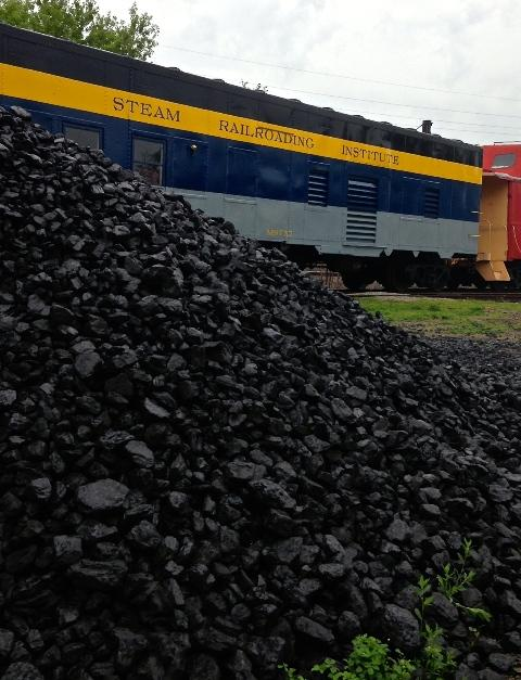 The Train Expo will go through a lot of coal.