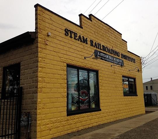 The Steam Railroading Institute houses an extensive train museum in Owosso.