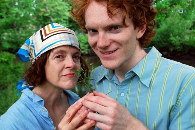 Lela Ivey and Mark Schenfisch star in the MSU Summer Circle Theatre production of 'What I Did Last Summer'.