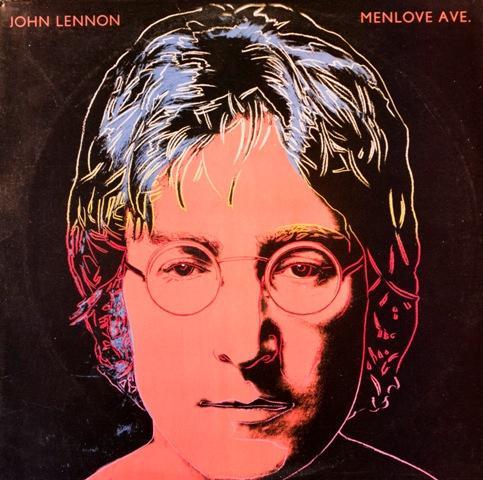 'Menlove Ave.' by John Lennon, 1986.