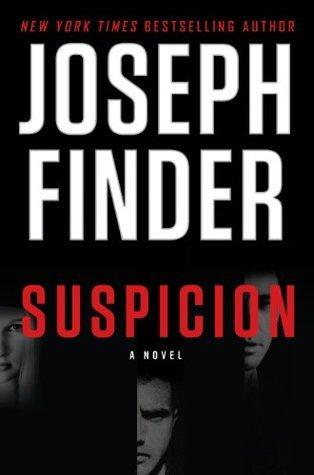 Book Cover: Suspicion