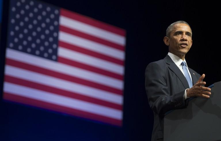 Portrait: President Barack Obama