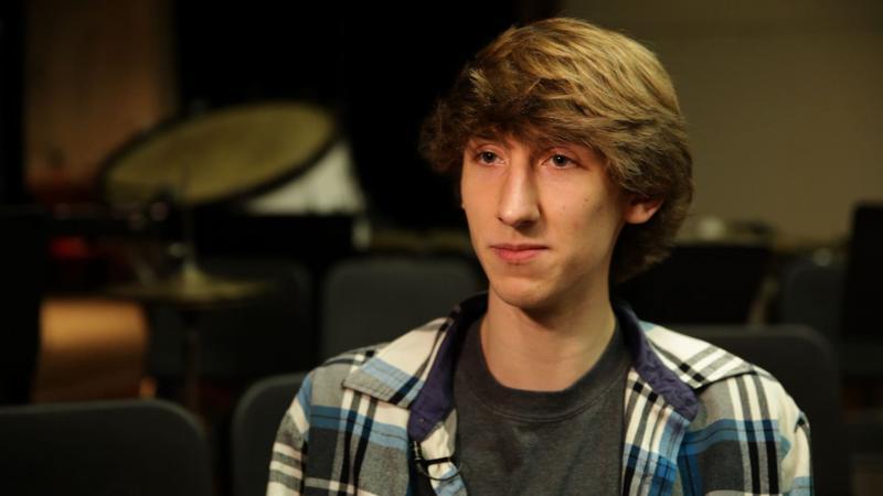 David, tuba senior