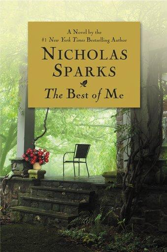 book cover: The Best of Me
