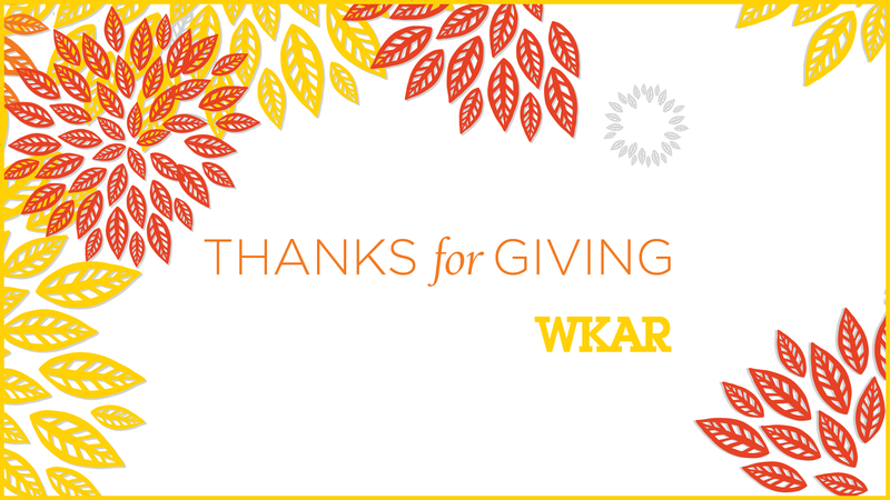 Thanks for Giving - WKAR