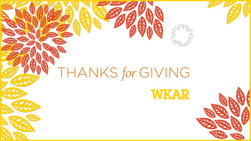 Thanks for Giving - WKAR