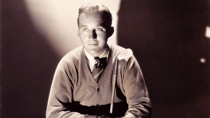 Portrait: Bing Crosby