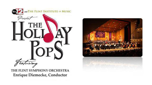 Holiday Pops Advertisement