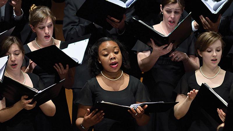 Women of University Chorale