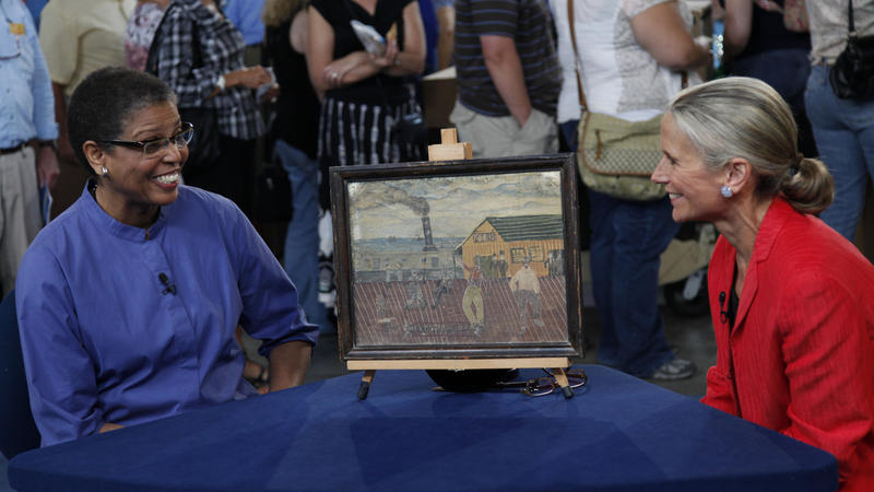Antique Roadshow: Dancing for Eels