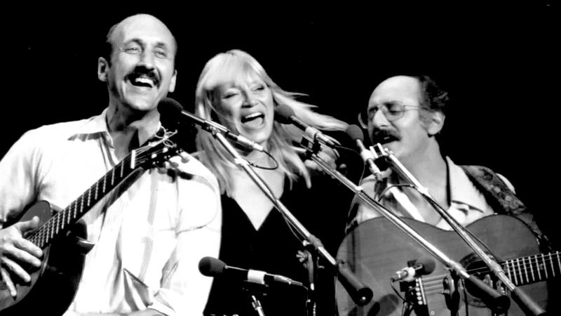 Portrait: Paul, Mary, and Peter