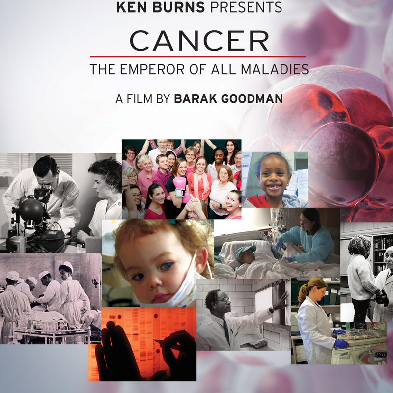 KEN BURNS presents CANCER: The Emperor of All Maladies