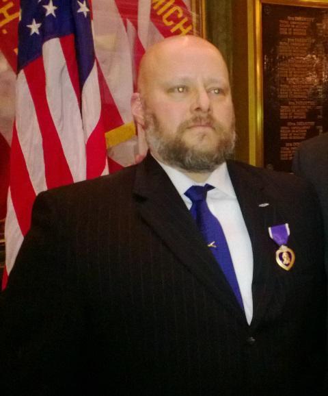 Retired U.S. Army First Lieutenant William Milzarski.