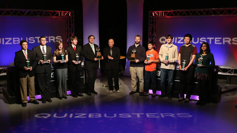 QuizBusters: 2015 Champs