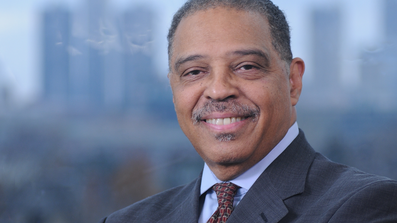 portrait: Dr. Lonnie Joe, Jr.