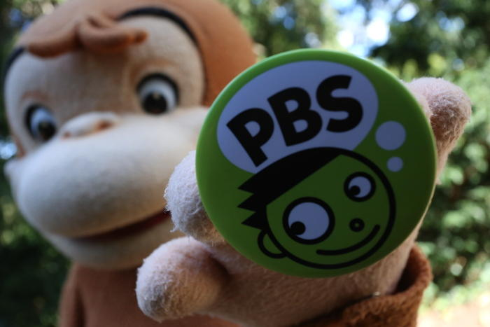 Curious George and PBS Kids!