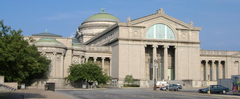 Museum of Science and Industry in Chicago photo
