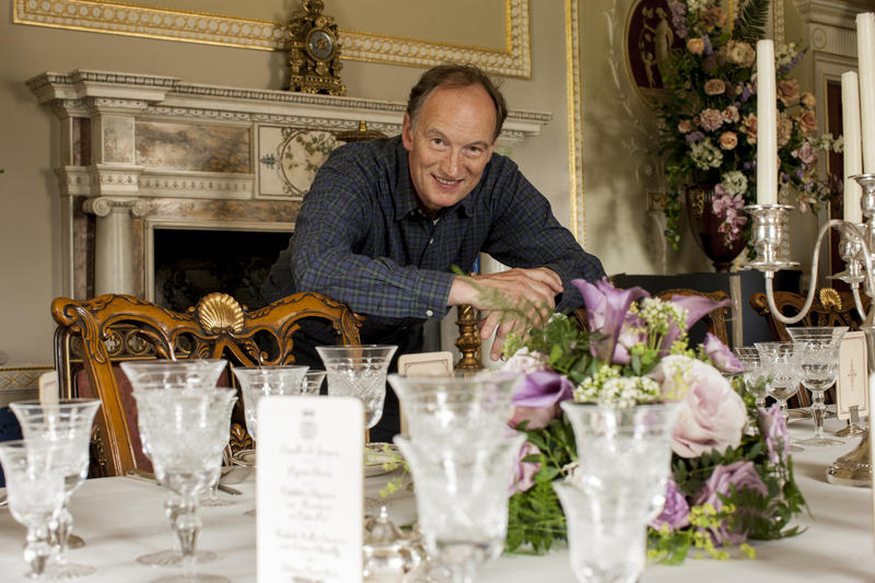Alastair Bruce from The Manners of Downton Abbey: A MASTERPIECE Special