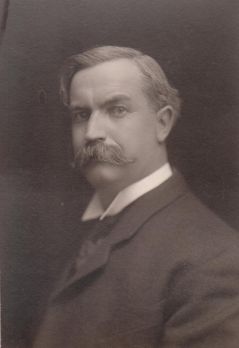 Governor Fred Warner