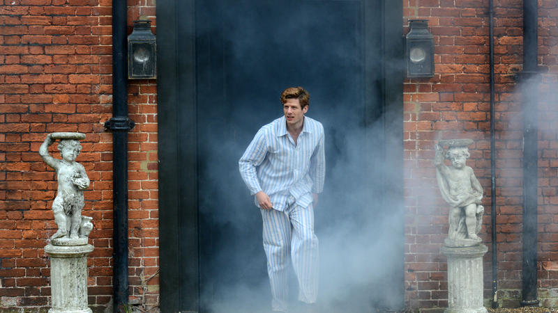 Scene from Ep. 4 James Norton as Sidney Chambers