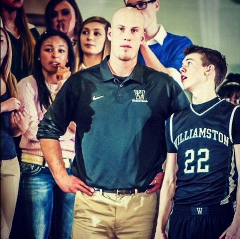 "Today's ""Current Sports with Al Martin"" is dedicated to the recovery of Williamston boy's basketball coach Jason Bauer."