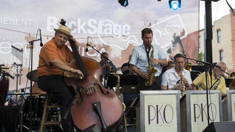 Paul Keller Orchestra at Lansing JazzFest 2015