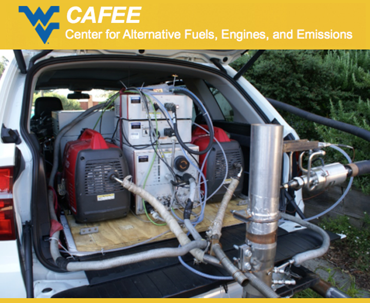 WV CAFEE Center for Alternative Fuels, Engines, and Emissions