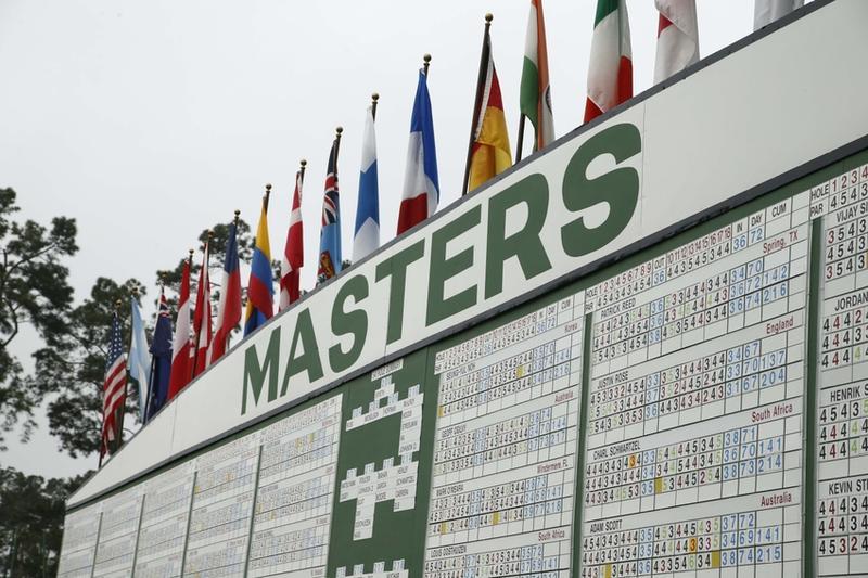 Masters Leaderboard