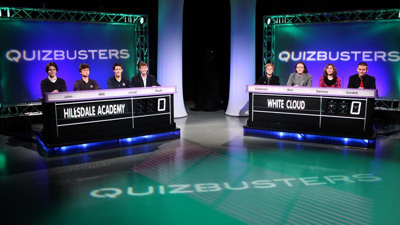 Hillsdale Academy vs. White Cloud