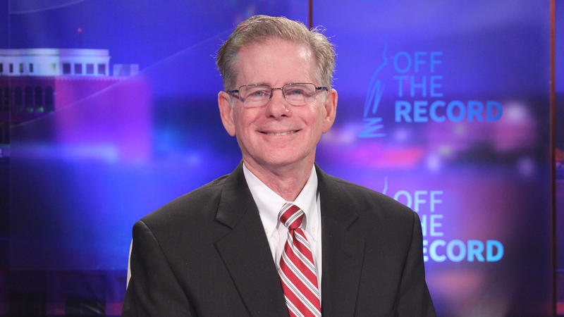 Judge Steven Rhodes appearing on Off the Record with Tim Skubick.