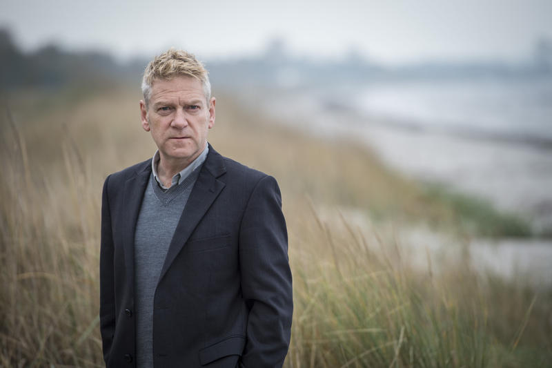 Sir Kenneth Branagh as Kurt Wallander