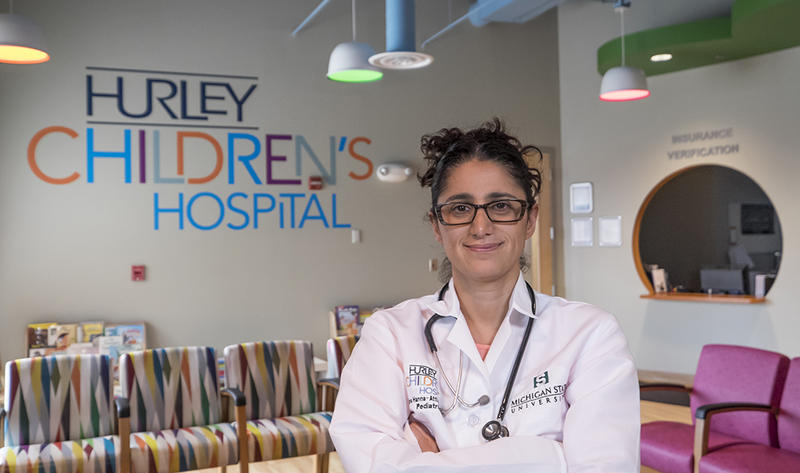 Physician at Hurley Children's Hospital