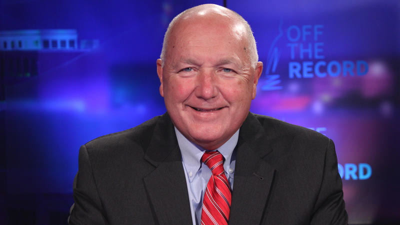 Former Michigan Congressman Pete Hoekstra appearing on Off the Record with Tim Skubick.