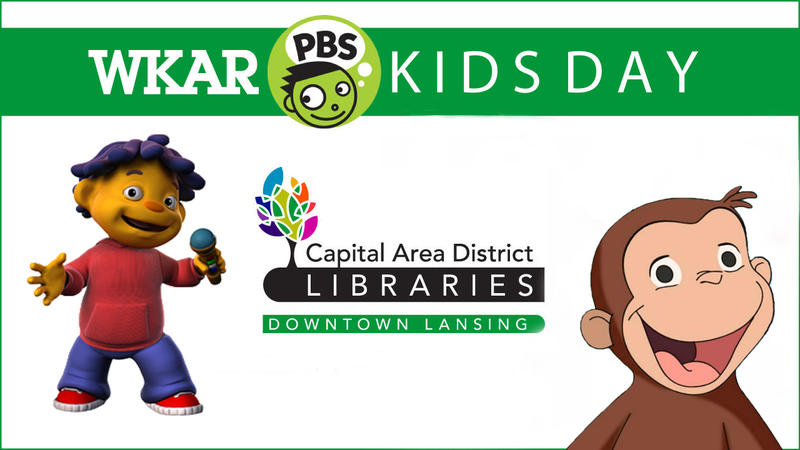 WKAR-PBS Kids Day
