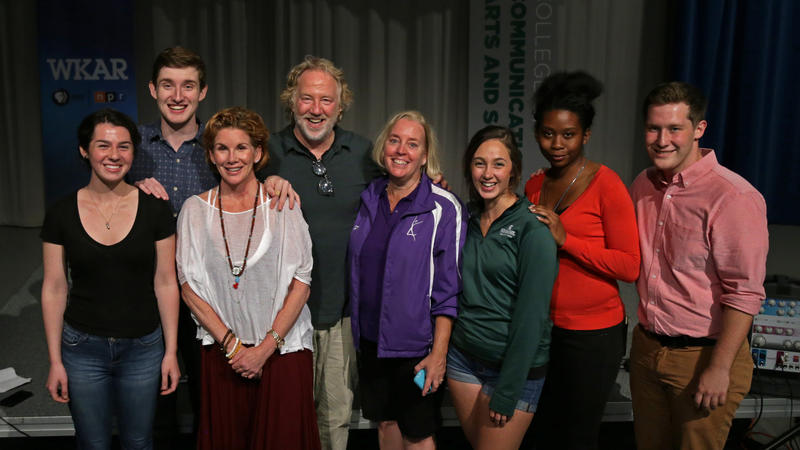 Timothy Busfield, Melissa Gilbert, P.K. Van Vorhees, MSU theatre students, and area instructors.