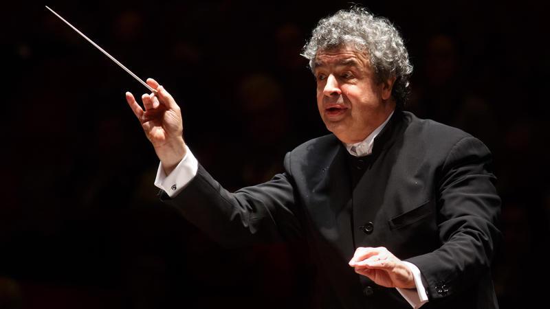 Conductor, Semyon Bychkov