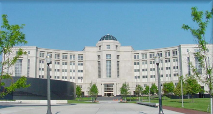 MI Hall of Justice photo