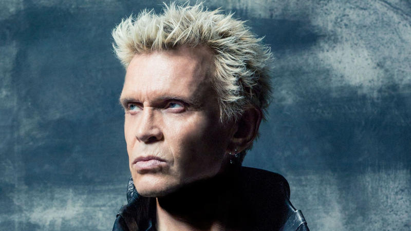 Billy Idol is one of more than 150 artists featured in the SOUNDBREAKING series airing on PBS in November.
