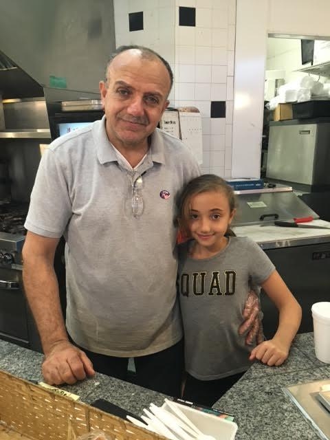 Peter whorf wkar for Ahlan mediterranean cuisine